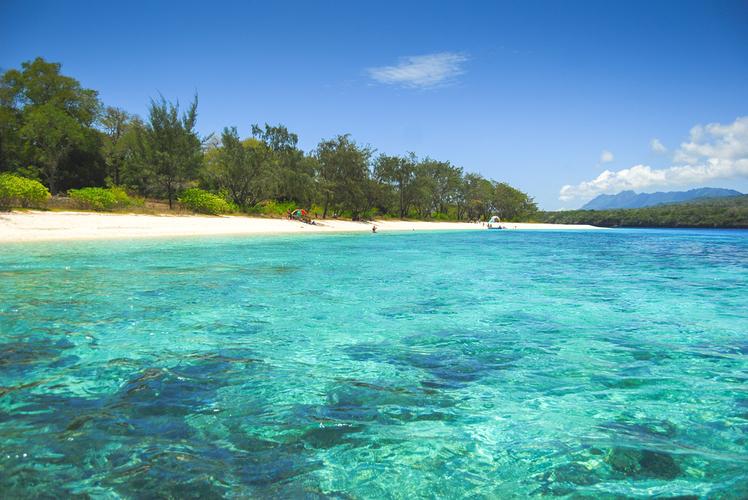 Jaco Island, East Timor
