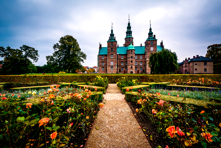 Royal Danish Gardens