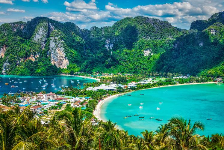 Thailand-Phi Phi Island