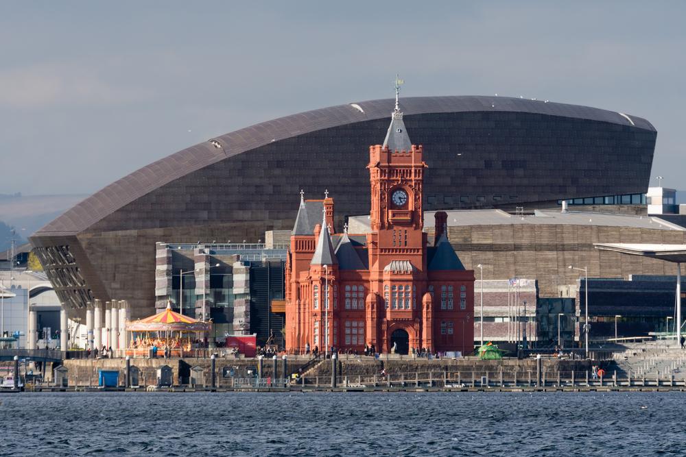 #1 Cardiff