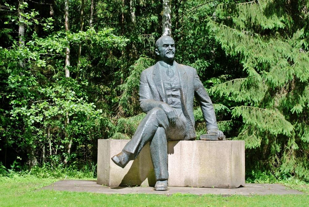 #1 Grutas Park, Lithuania