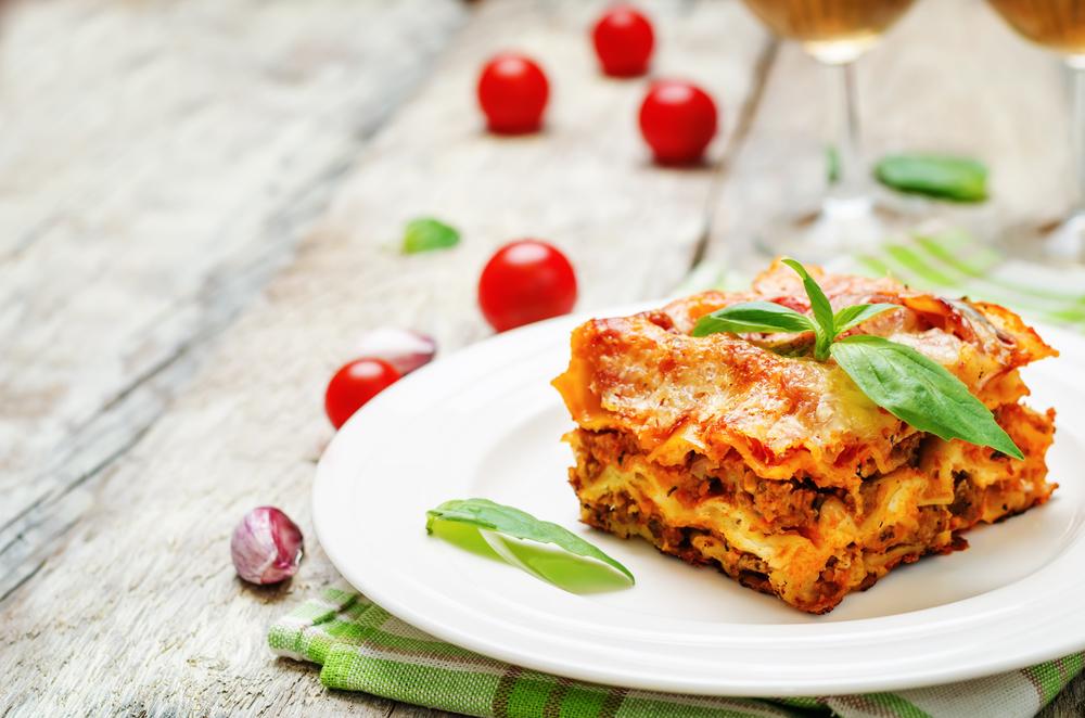 #1 Lasagna