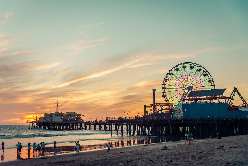 #10 Santa Monica Pier