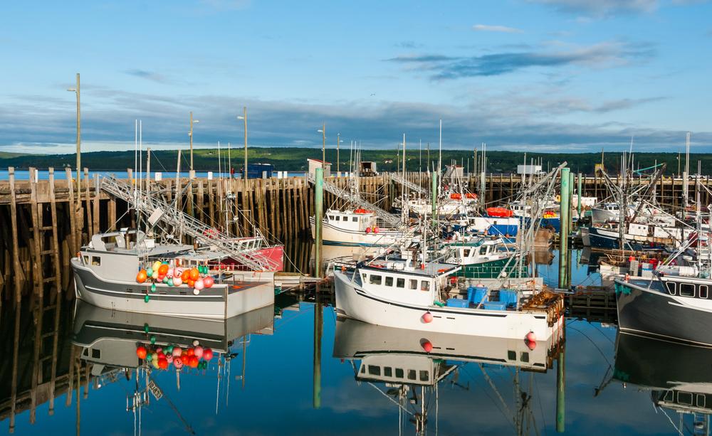 #3 Nova Scotia, Canada
