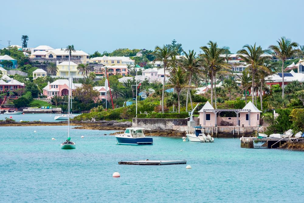 #4 Bermuda