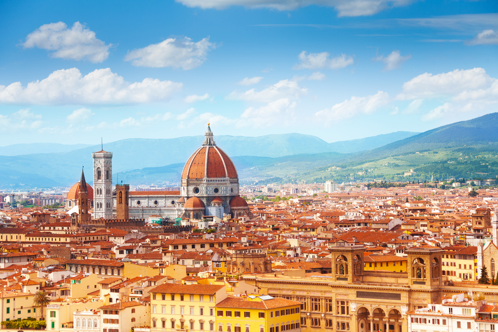#5 Florence, Italy