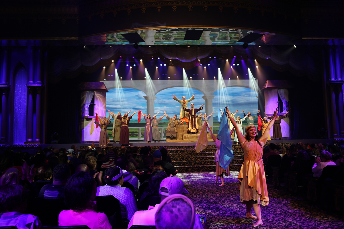 #5 The Holy Land Experience, Florida