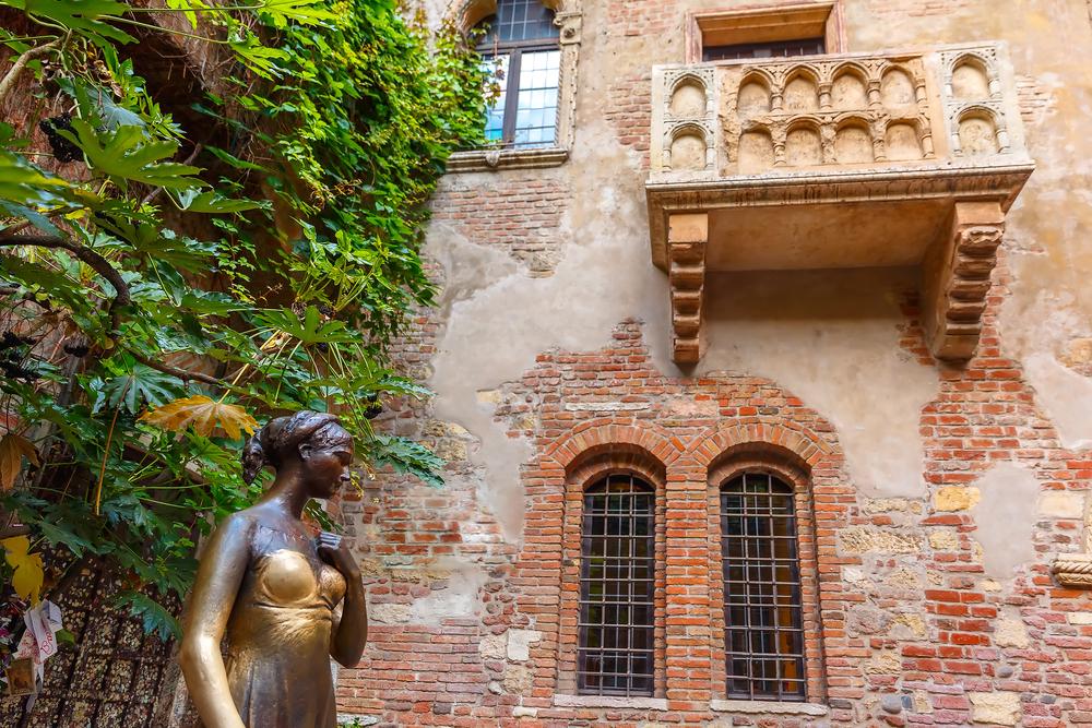 #1 Verona, Italy