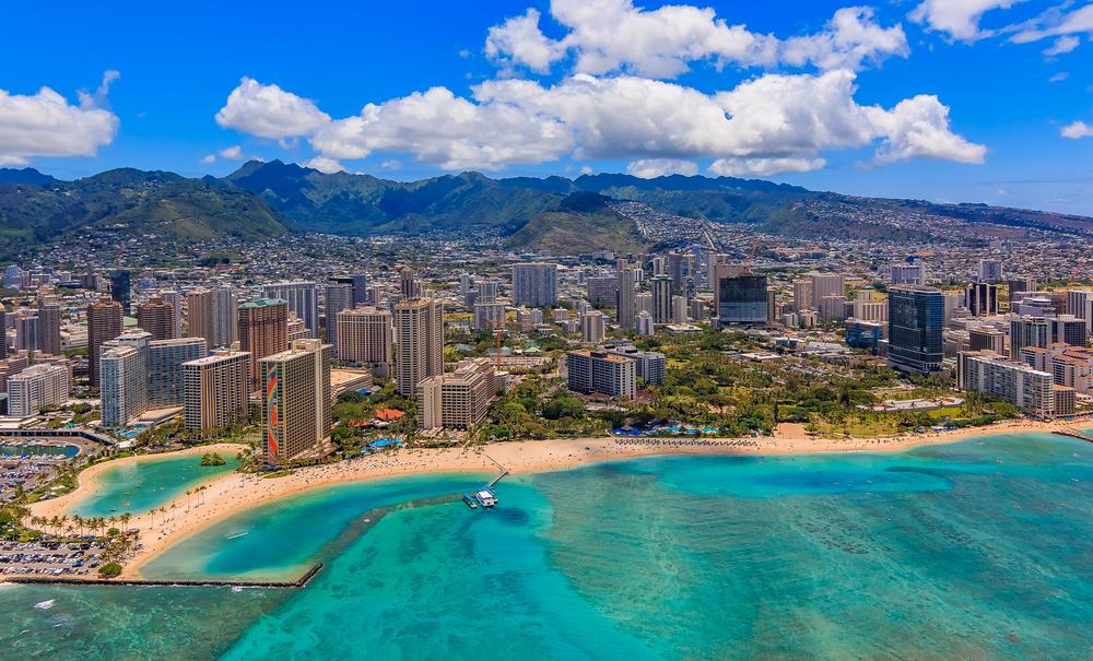 #2 Hawaii