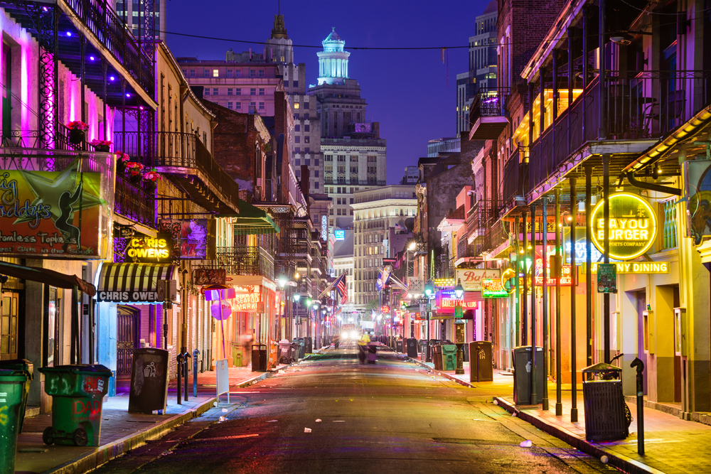#4 New Orleans, Louisiana