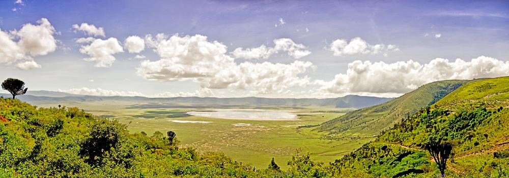 #4 Ngorongoro Conservation Area, Tanzania