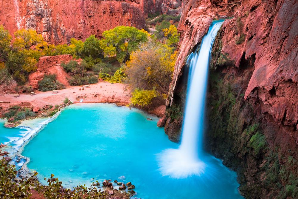 #5 Havasu Falls, Arizona