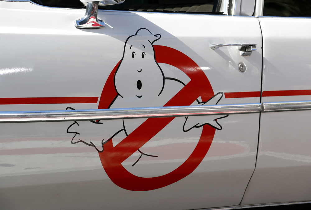 #11 Ghostbusters