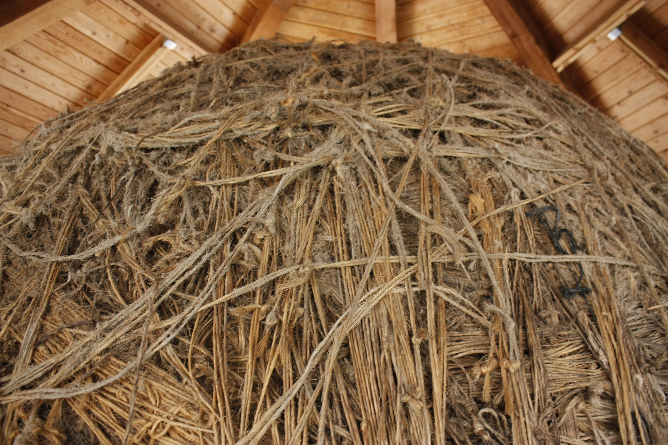 #2 World's Largest Twine Ball