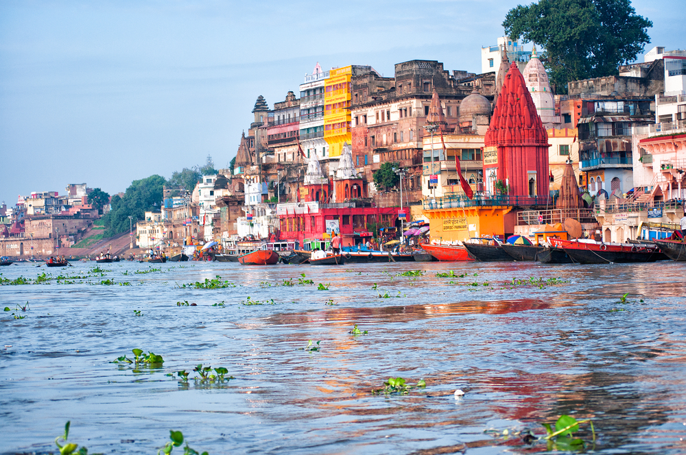 #6 Varanasi