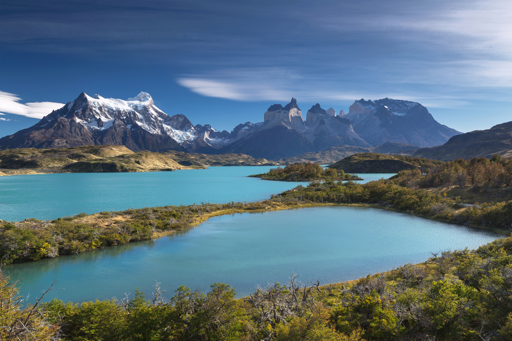 #1 Torres Del Paine National Park
