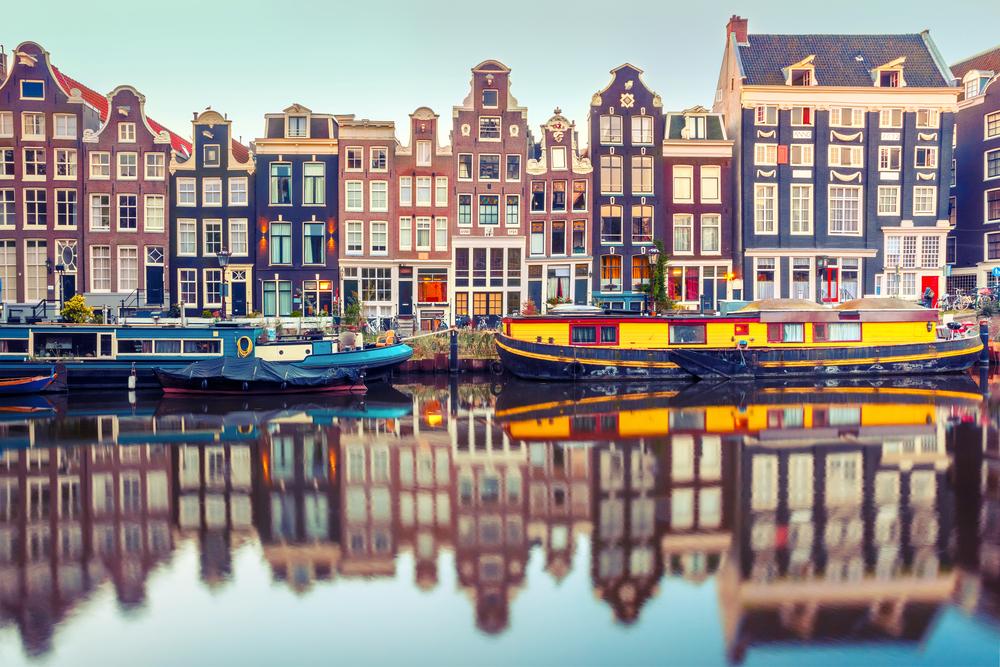 #4 Amsterdam, the Netherlands