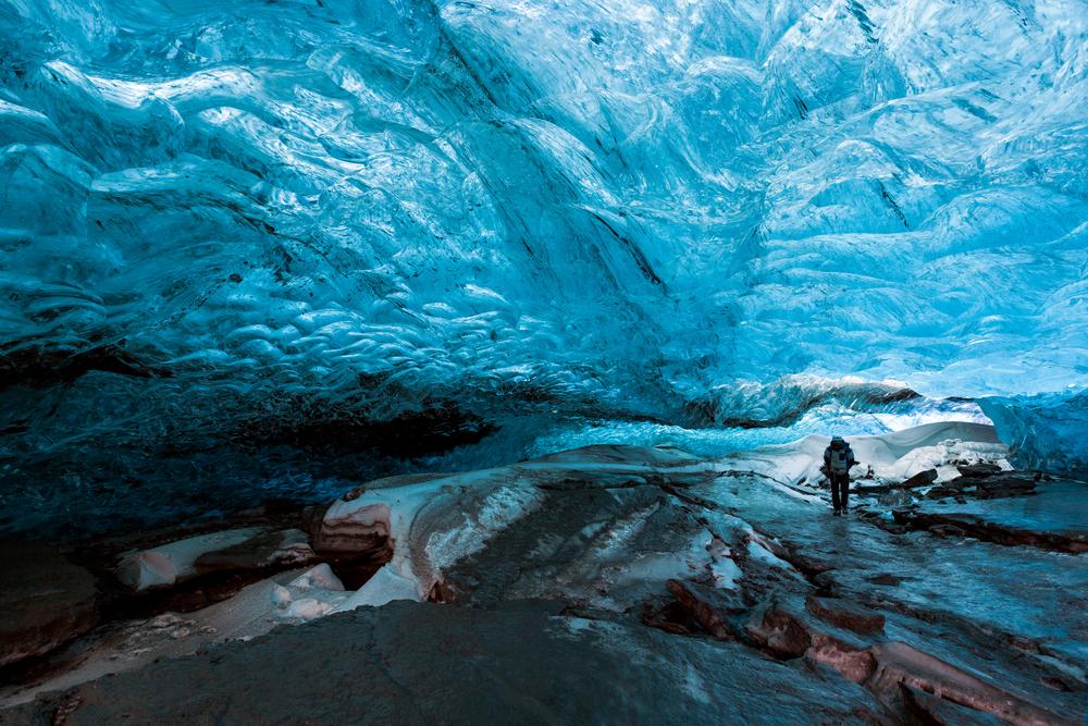 #4 Vatnajokull, Iceland