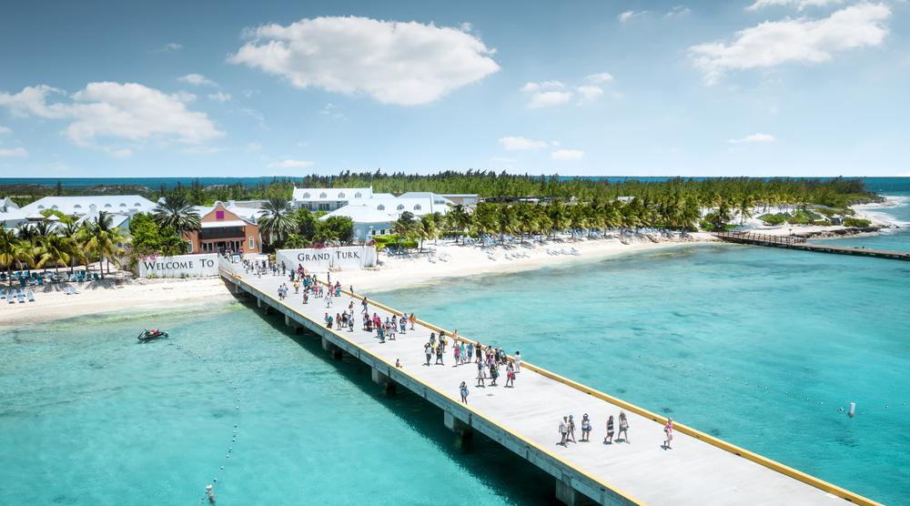 #6 Turks and Caicos, Caribbean