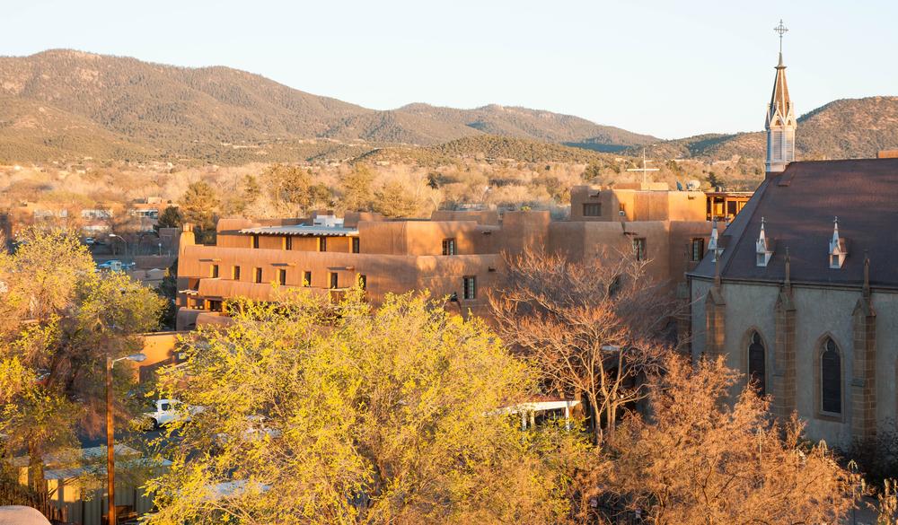 27. Santa Fe, New Mexico