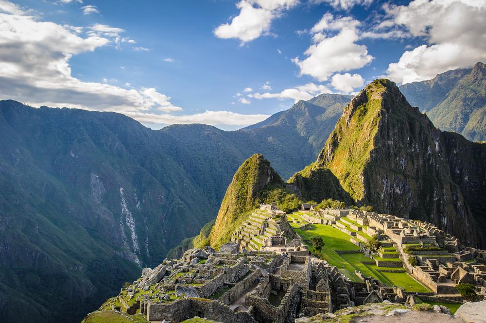 7. Macchu Picchu, Peru