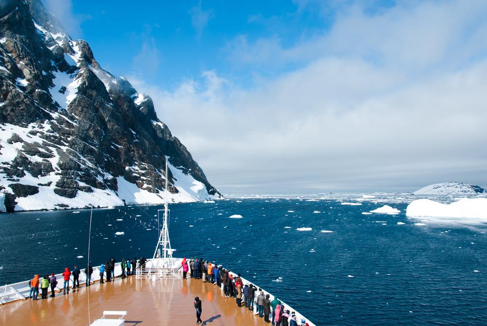 1. Antarctica