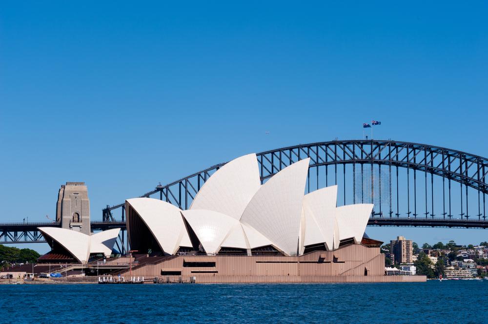 1. Sydney Opera House, Australia