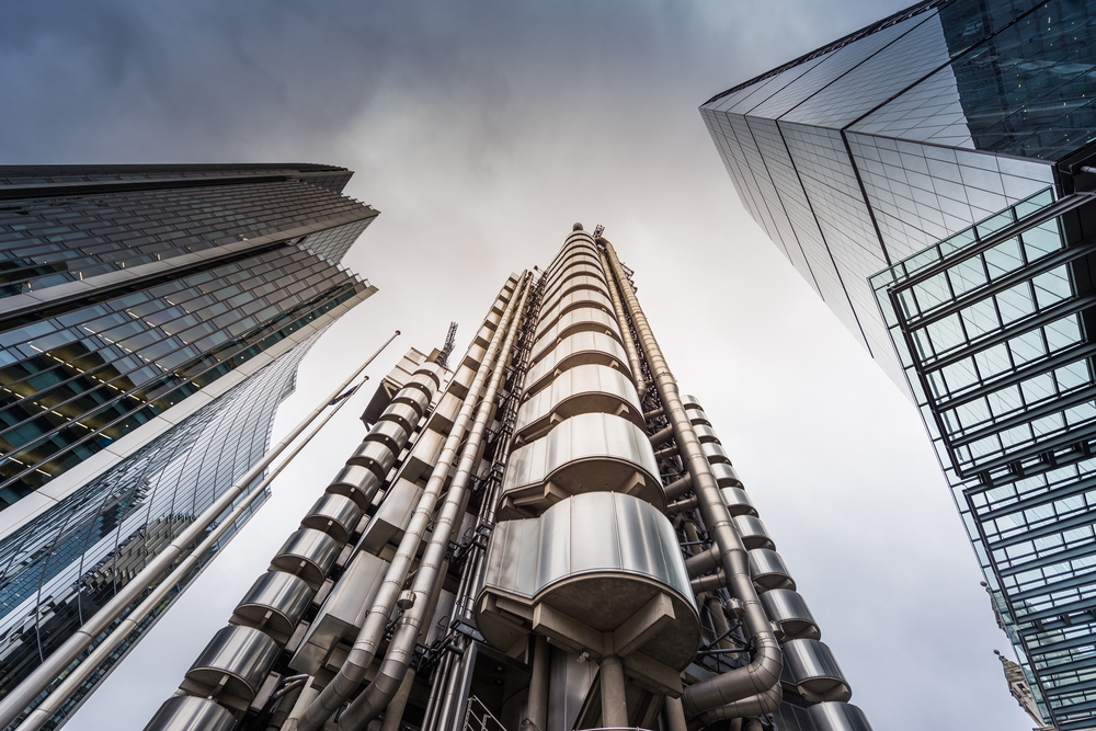 14. Lloyds Building, London