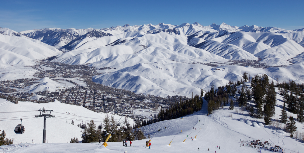 14. Sun Valley, Idaho