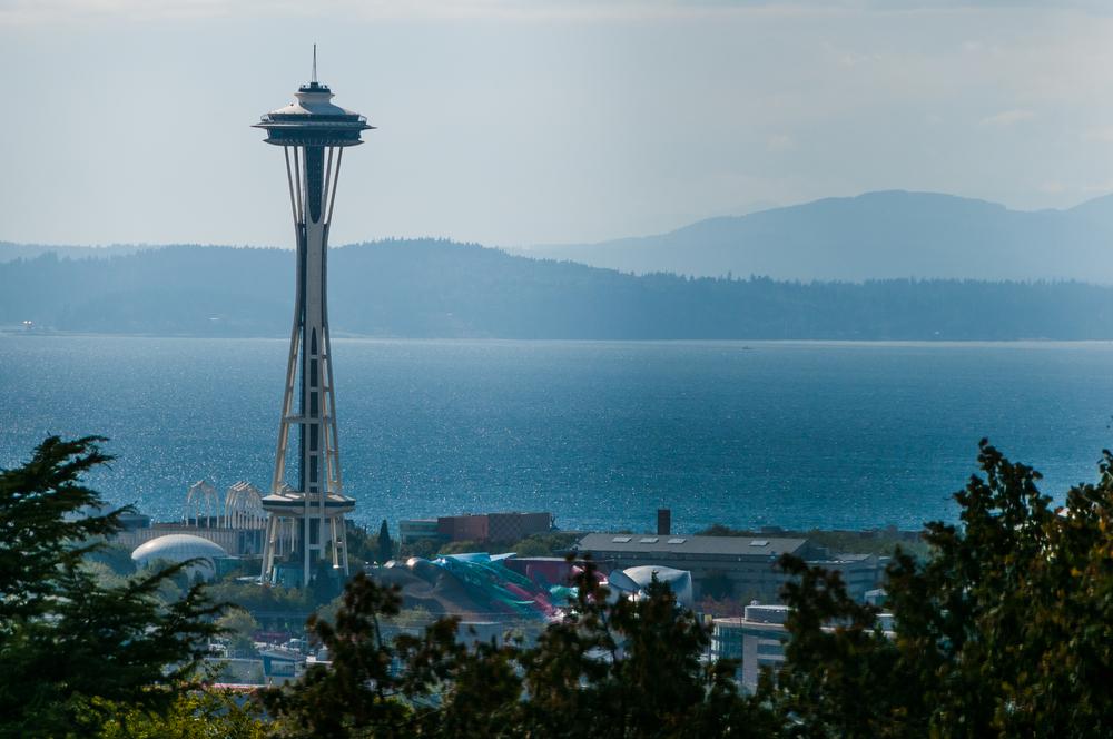 15. Space Needle, Seattle, Washington