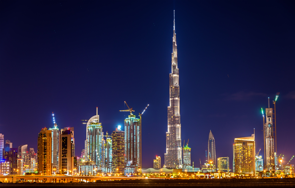 20. Burj Khafila, Dubai