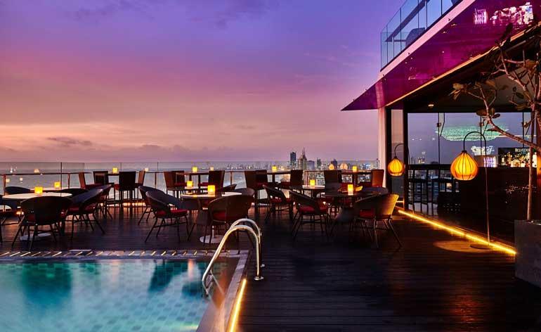 21. ON14, OZO Hotel || Colombo, Sri Lanka