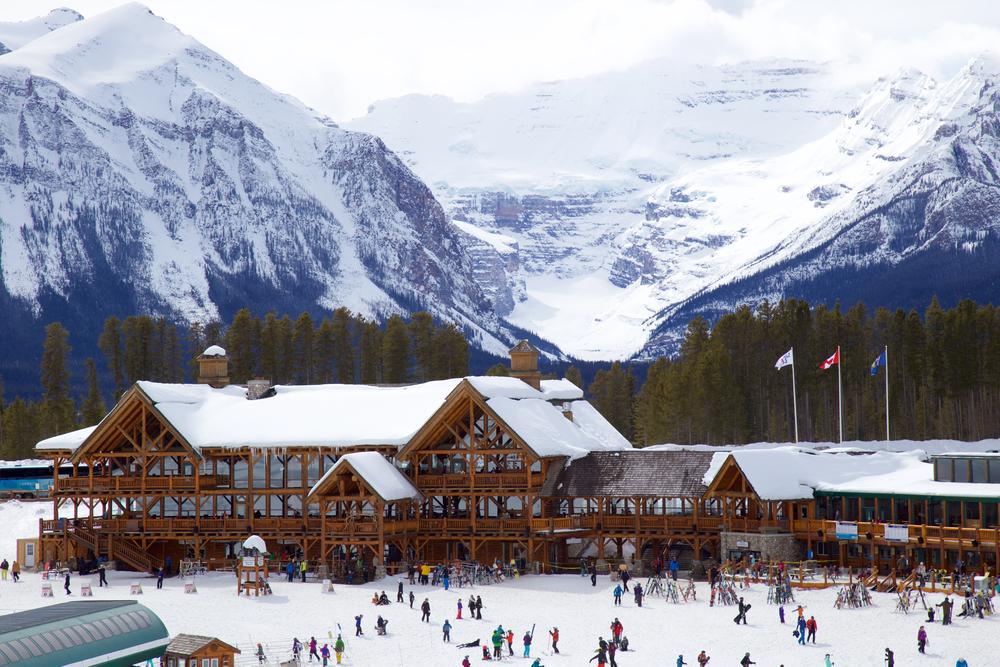 24. Banff, Canada