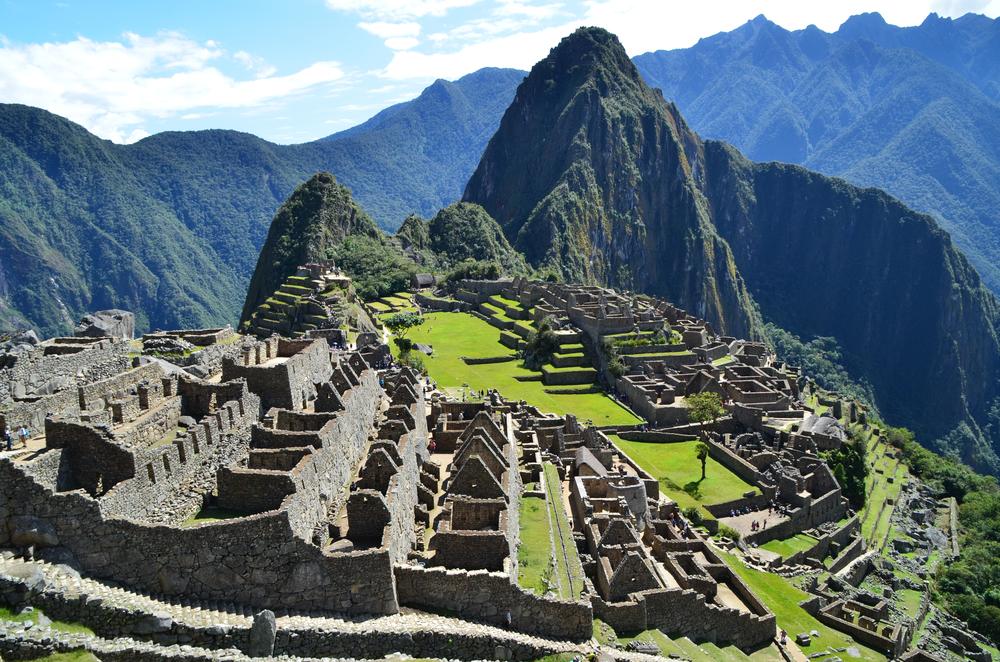 25. Machu Picchu, Peru