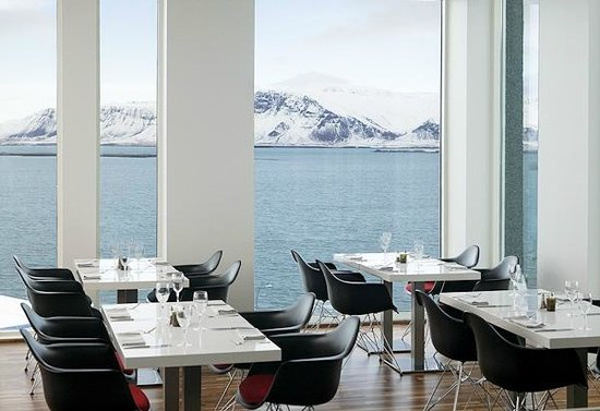 25. SKÝ Restaurant & Bar || Reykjavík, Iceland