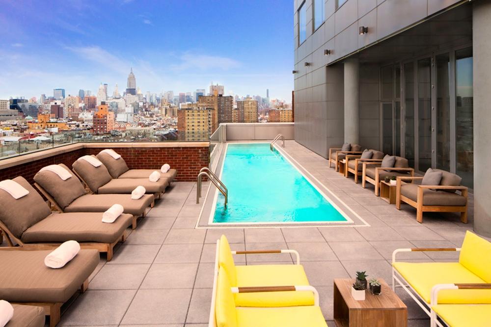 26. Mr Purple, Hotel Indigo || Lower East Side, New York