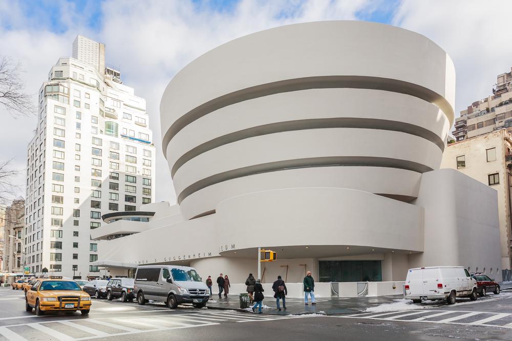 26. The Guggenheim Museum, New York, US