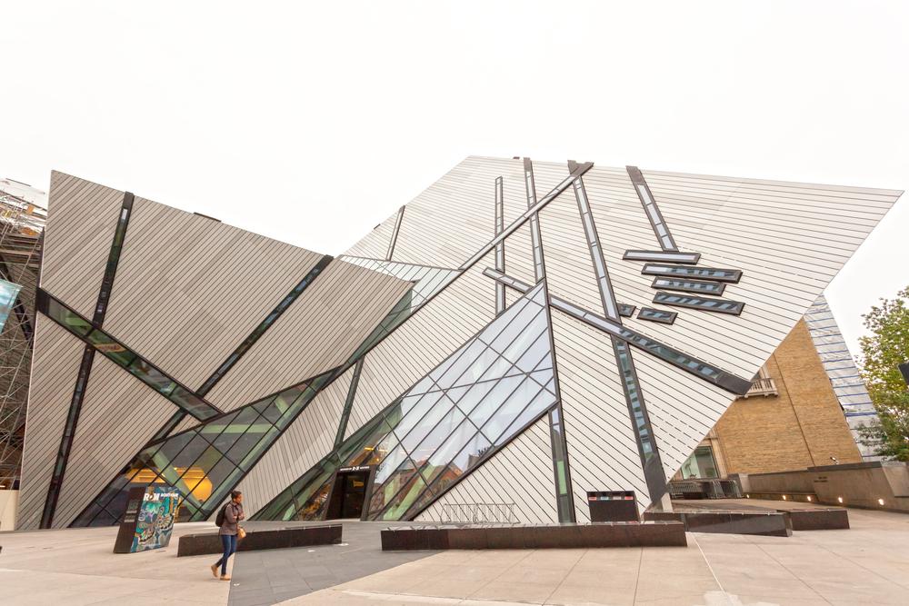 27. Royal Ontario Museum (ROM), Toronto, Canada