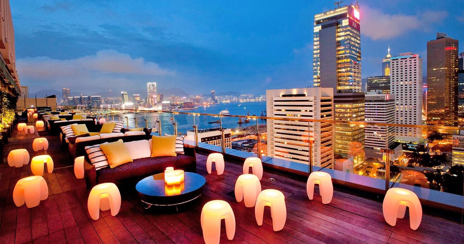 29. Sevva || Hong Kong