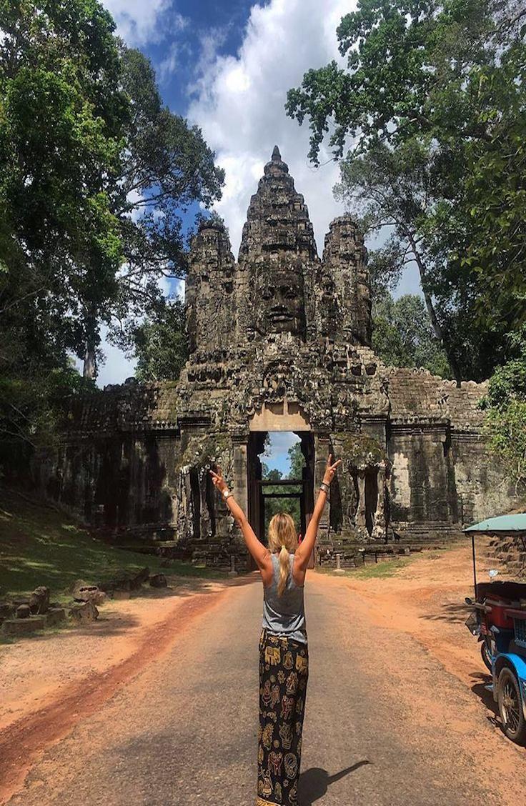 4. CAMBODIA, ASIA