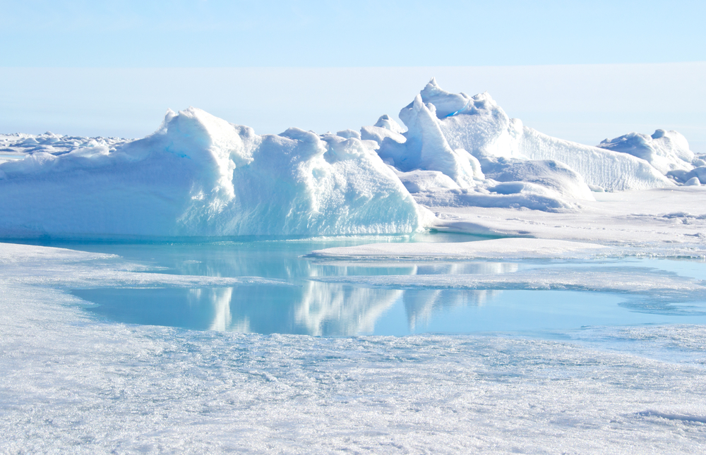 4. The North Pole