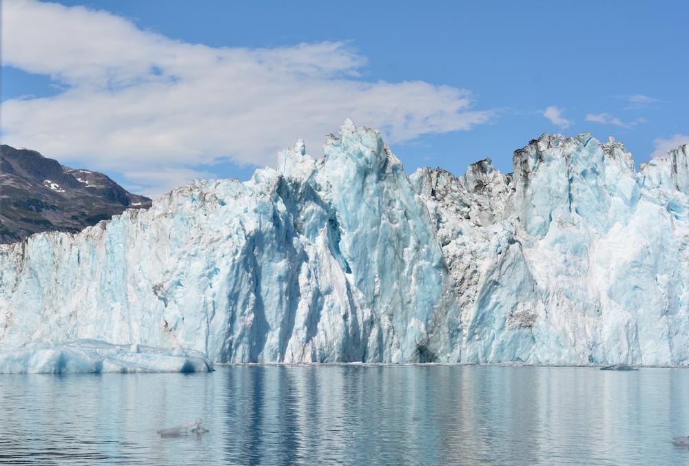 6. Columbia Glacier, Alaska