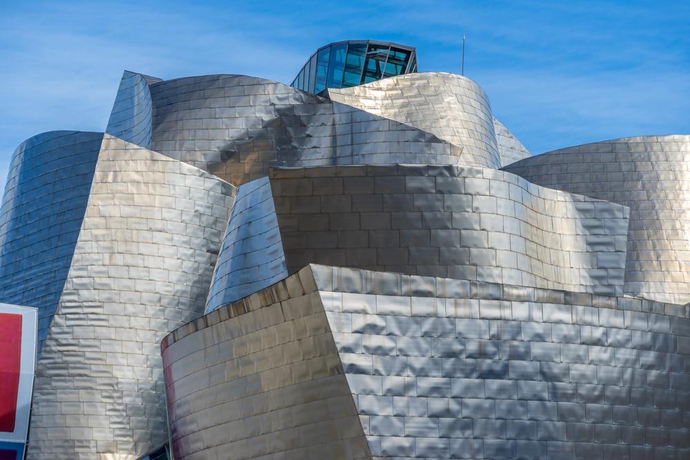 7. Guggenheim, Bilbao, Spain