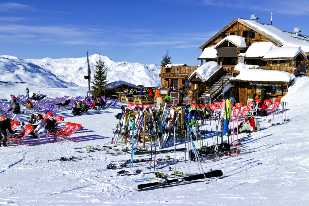 7. Val Thorens, France