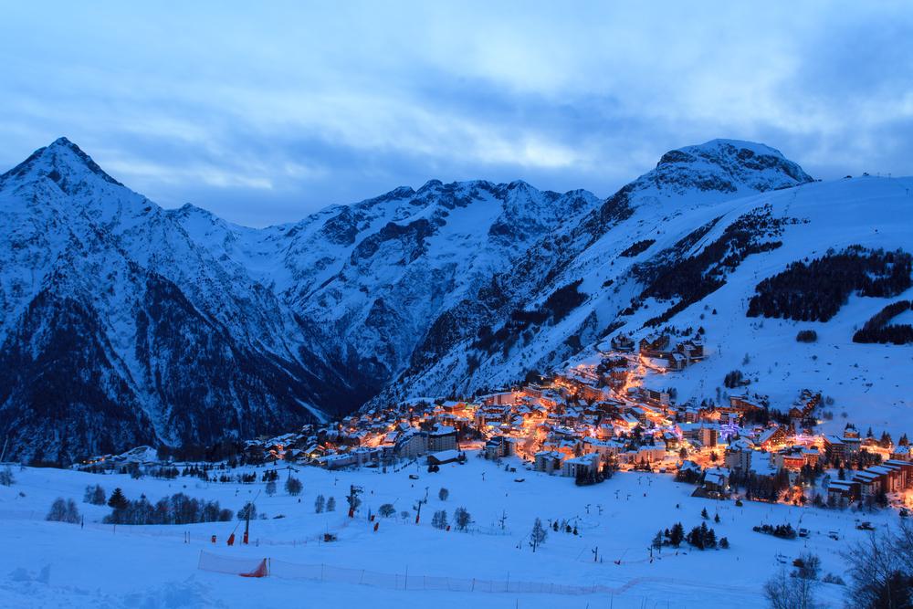 9. Les Deux Alpes, France