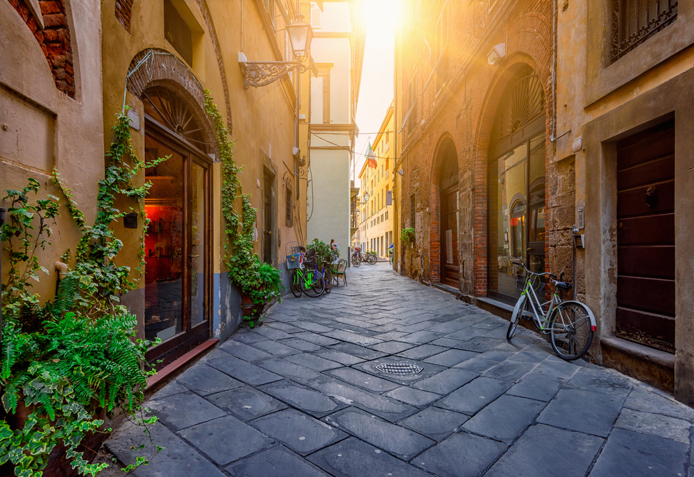 11. Lucca, Italy