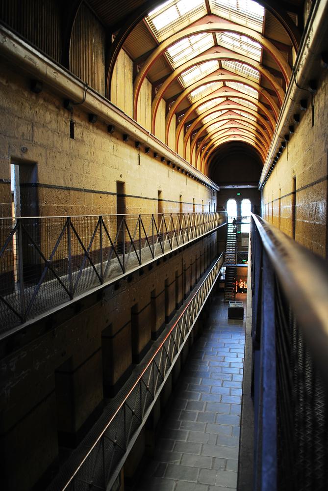 11. Old Melbourne Gaol, Victoria, Australia