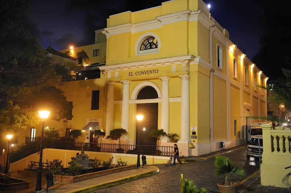 15. Hotel El Convento, Old San Juan, Puerto Rico