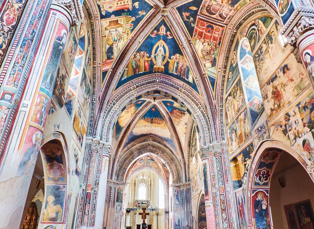 16. Basilica di Santa Caterina, Galatina, Puglia
