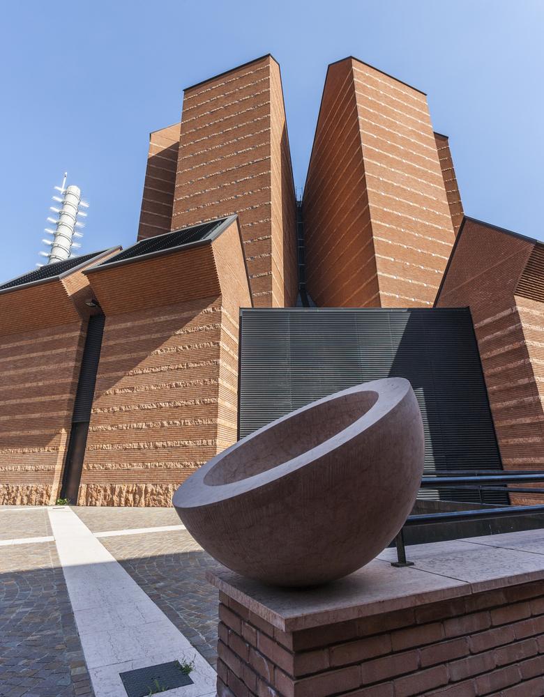 18. Santo Volto Church, Turin